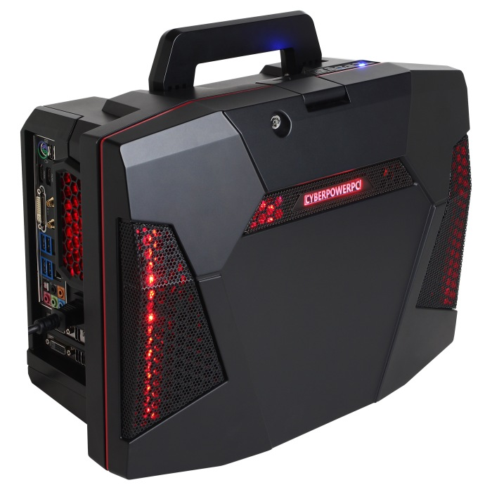 Meet the CyberPowerPC Fang Battle Box