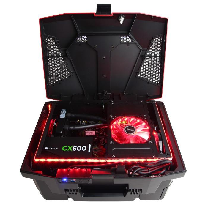 Meet the CyberPowerPC Fang Battle Box