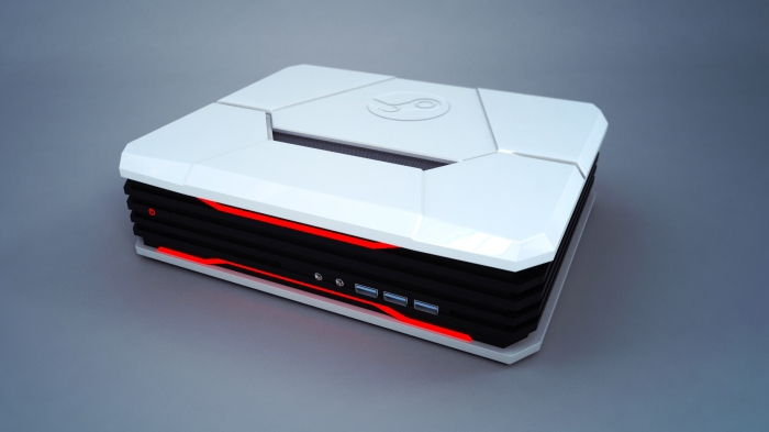 Meet the CyberPower Steam Machine