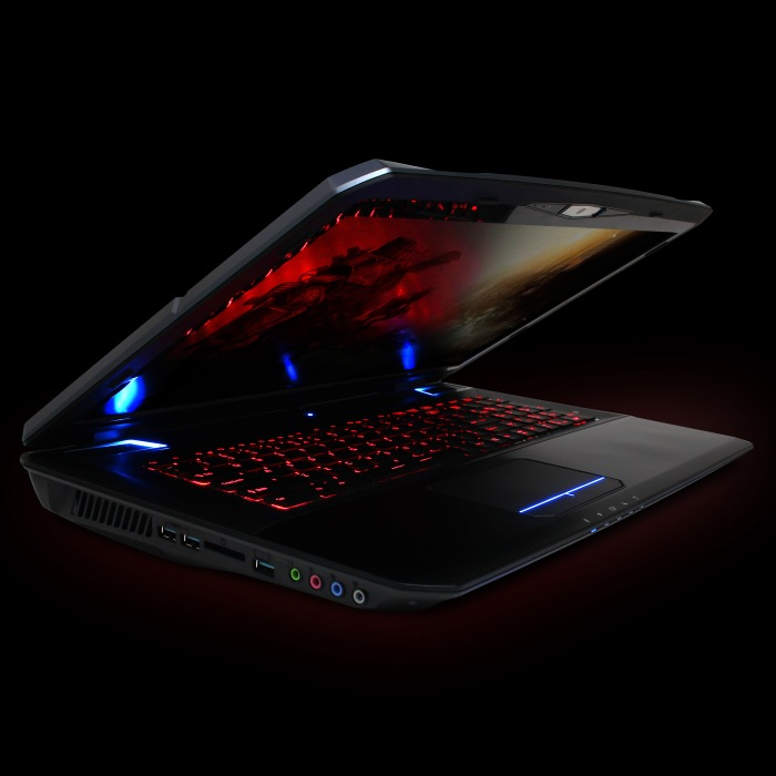 Cyberpowerpc Fangbook EVO 1
