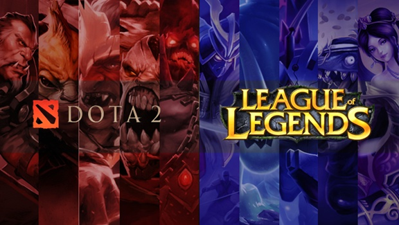 dota vs league of legend