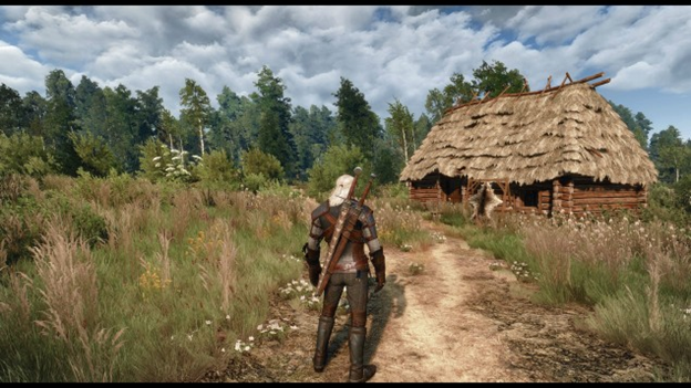 Witcher 3, Wild Hunt for 4K Gaming PC