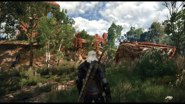 Witcher 3, Wild Hunt for Gaming PC