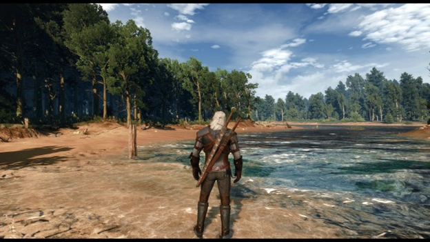 Witcher 3, Wild Hunt Gaming PC