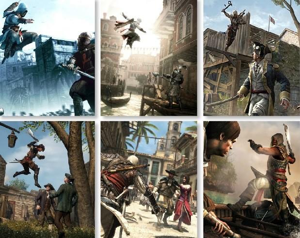 Assassin's Creed Plotline