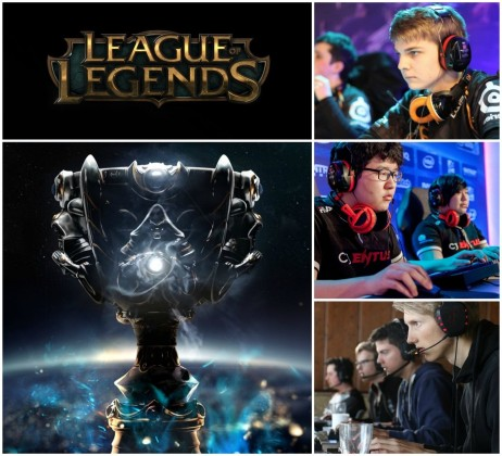 league of legends world championship teams
