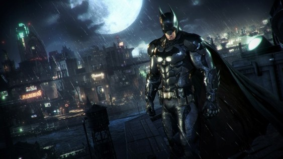 Batman Arkham Knight Returns to Steam