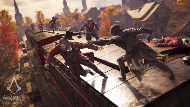 4K Assassin's Creed Syndicate