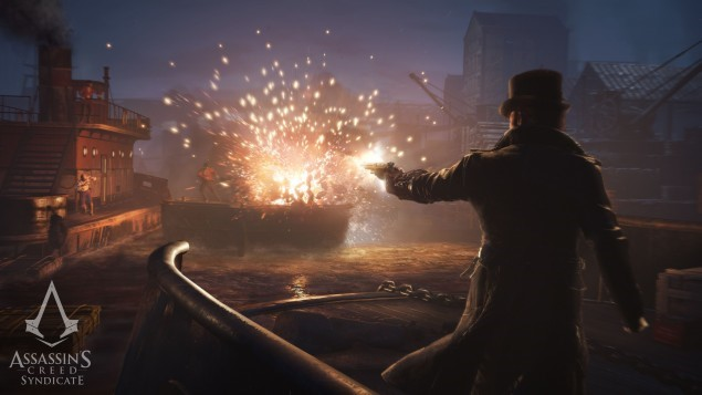 Assassin's Creed Syndicate 4K Screenshots