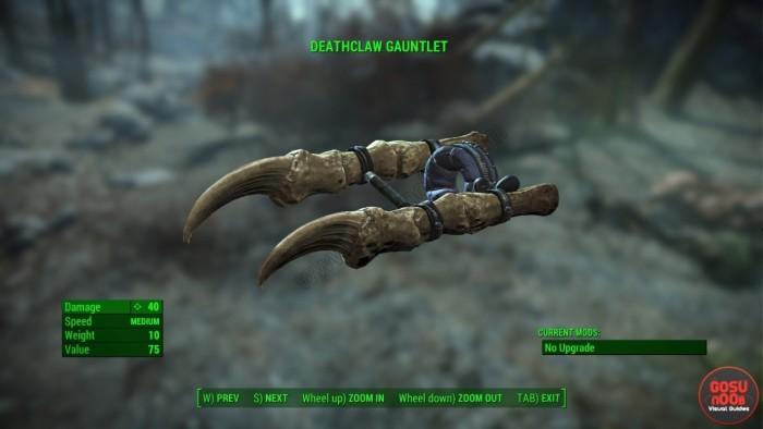 Deathclaw Gauntlet