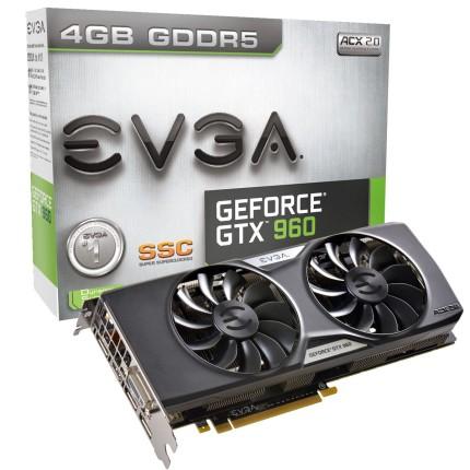 EVGA GeForce GTX 960
