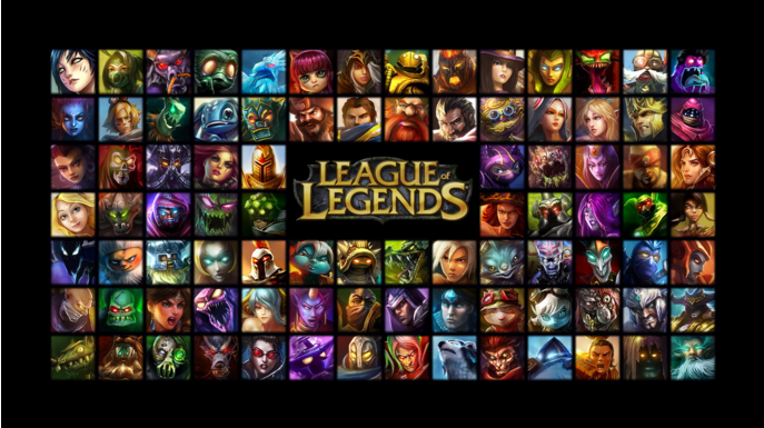 10 Most Played League of Legend Champions