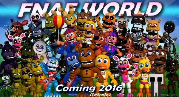 FNaF World
