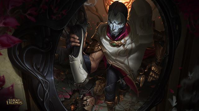 Jhin, The Virtuoso-New League of Legends Champion