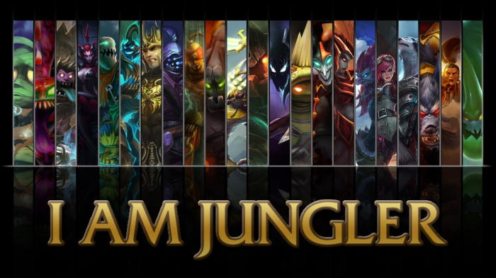 JUNGLER Game Play