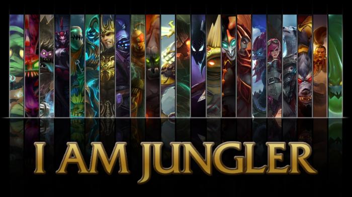 JUNGLER Game Play