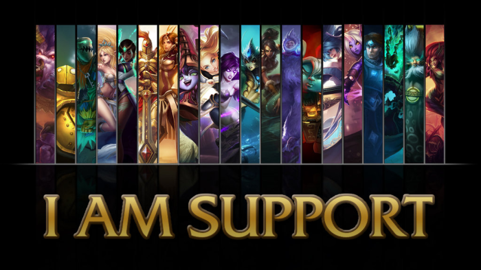 SUPPORT Game Play