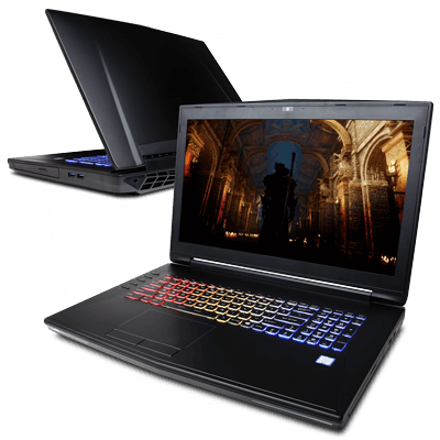 SPRING FANGBOOK 4 SK-X17 PRO Gaming Laptop