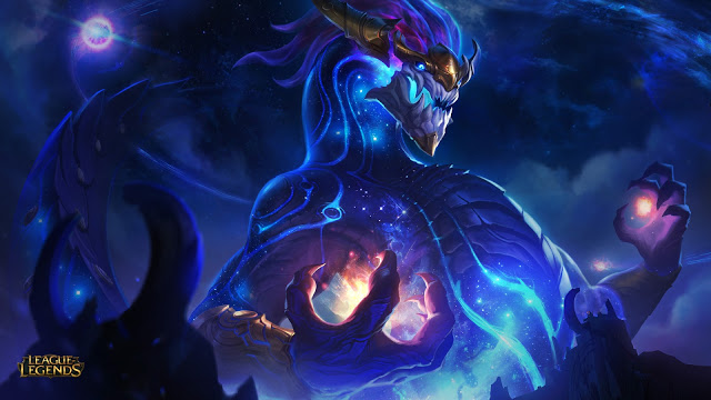 Aurelion Sol, the new champion