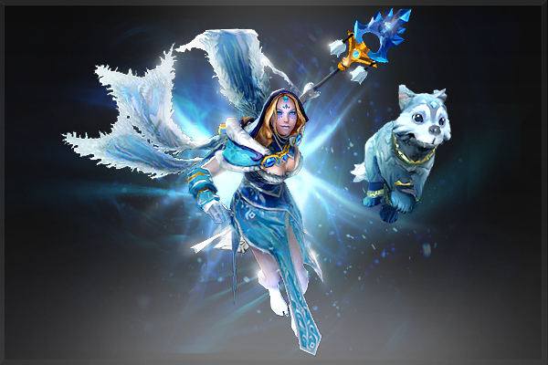 Crystal Maiden-Frost Avalanche
