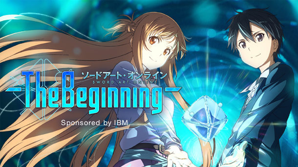 Japan's Sword Art Online Virtual Reality MMORPG Project to be Played on 4k Gaming PC