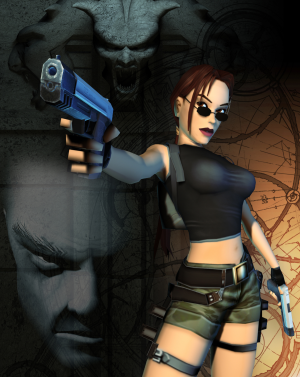 TOMB RAIDER-THE ANGEL OF DARKNESS (2003) Promotional Look