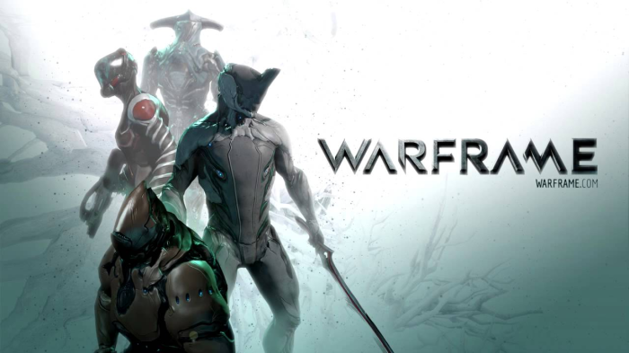 Playing warframe on pc gaming console