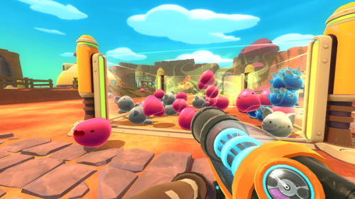 Knowing each of slime rancher