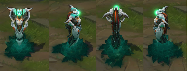 Program Lissandra is the perfect A.I.