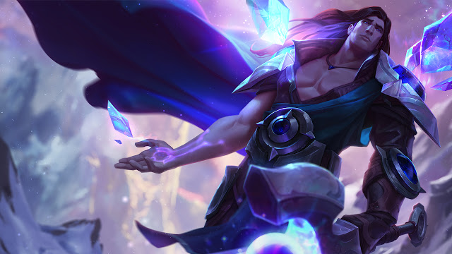Taric, The Shield of Valoran
