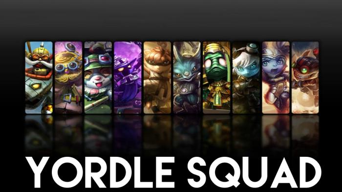 Yordle Squad