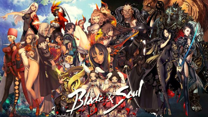 Blade & Soul - Rise, Strike, and  Avenge!
