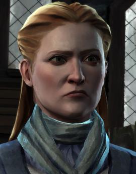 Lady Elissa Forrester