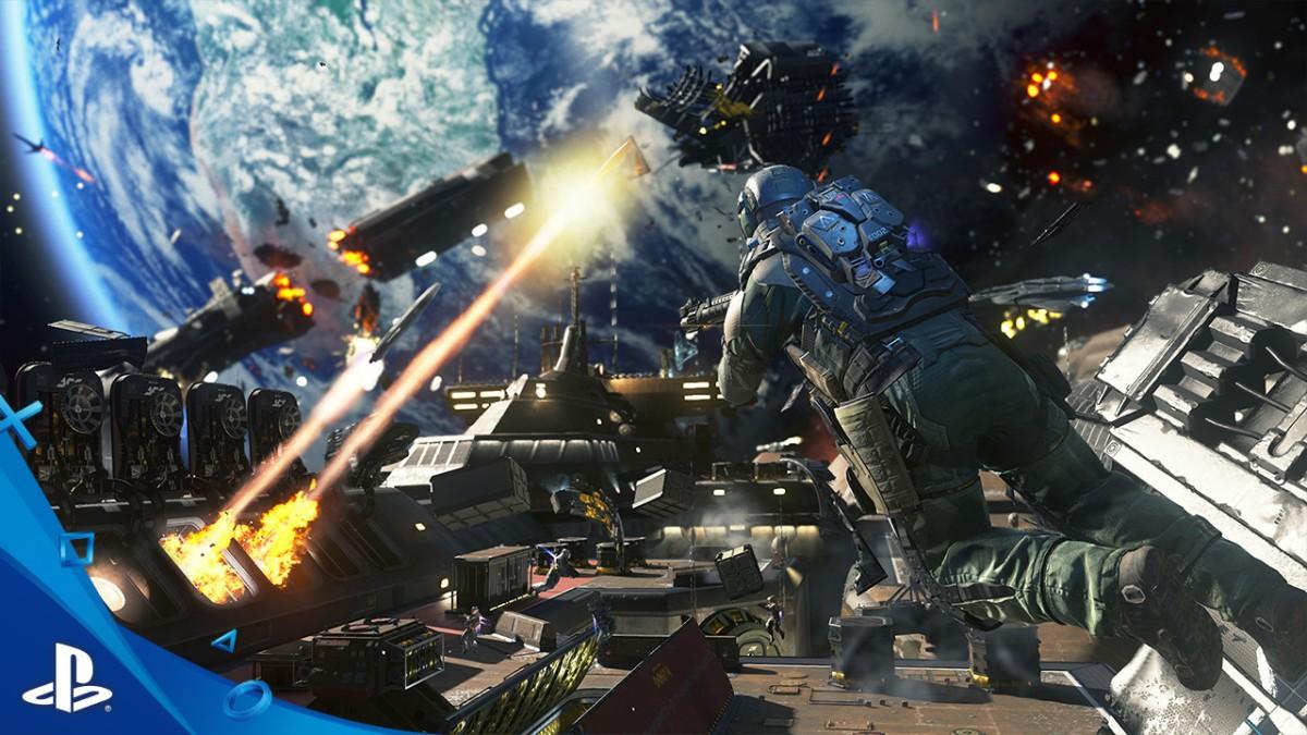 Infinite warfare receives positive response at e3 cyberpowerpc - Infinite warfare ship assault ...