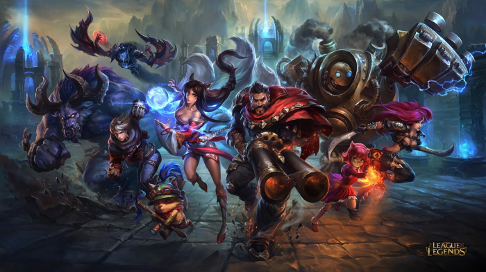 League of Legends Unreleased Champions