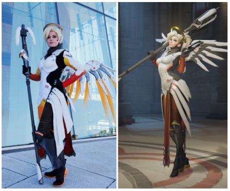 "Mercy by Christina ""Chrixx"""