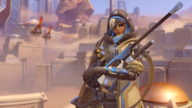 Ana - The Support Sniper