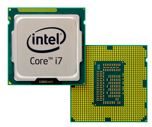 Gaming Laptop's Processor