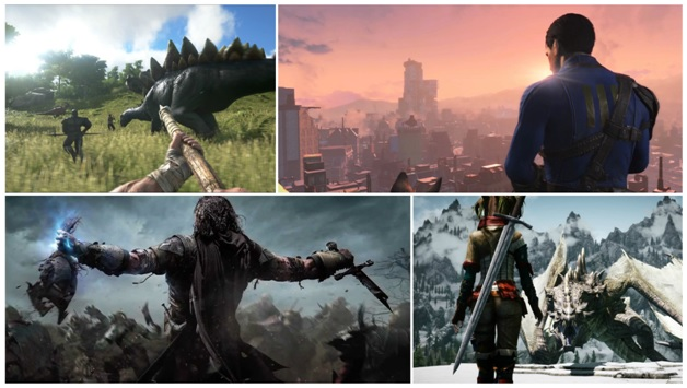 10 RPG games for gaming pc