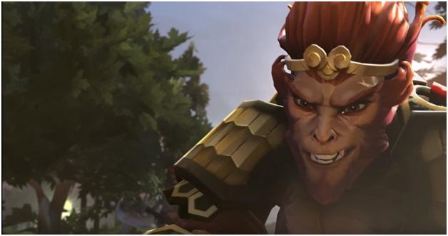 Monkey King, DotA 2