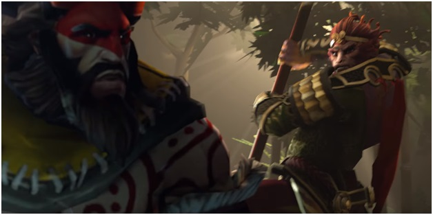 dota 2 reveals its first original hero monkey king cyberpowerpc