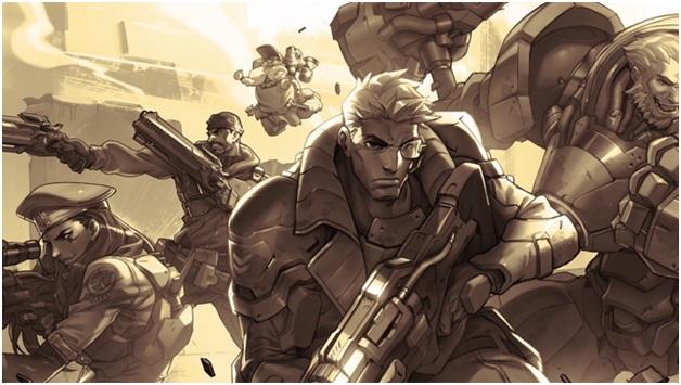 Overwatch Elite Team