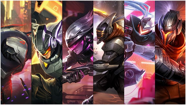 Project Skins