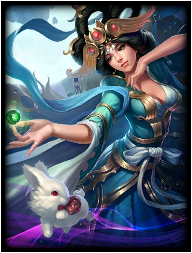 Chang'e, Faerie of the Moon