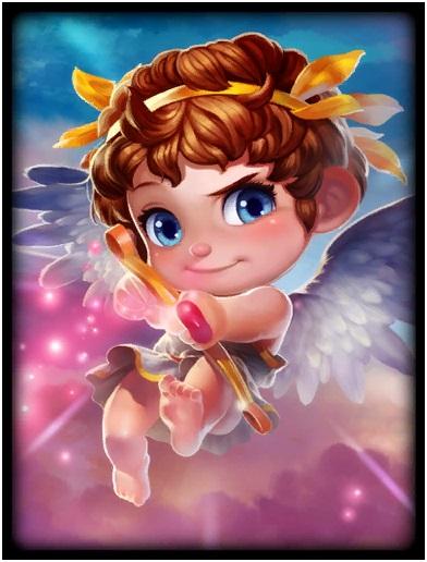 Cupid, God of Love