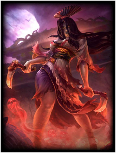 Izanami, Matron of Dead