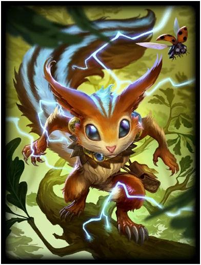 Ratatoskr, the Sly Messenger