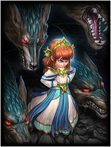 Scylla, Horror of the Deep