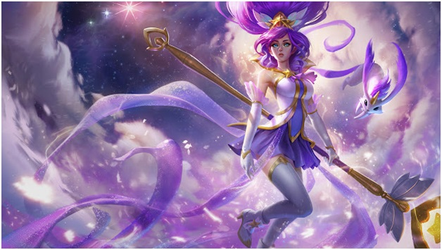 Star Guardians Janna