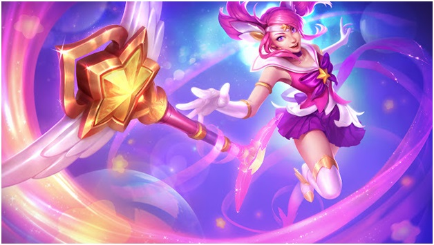 Star Guardians Lux